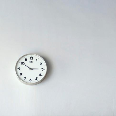 ¿Cuánto tiempo dedicas al estudio?