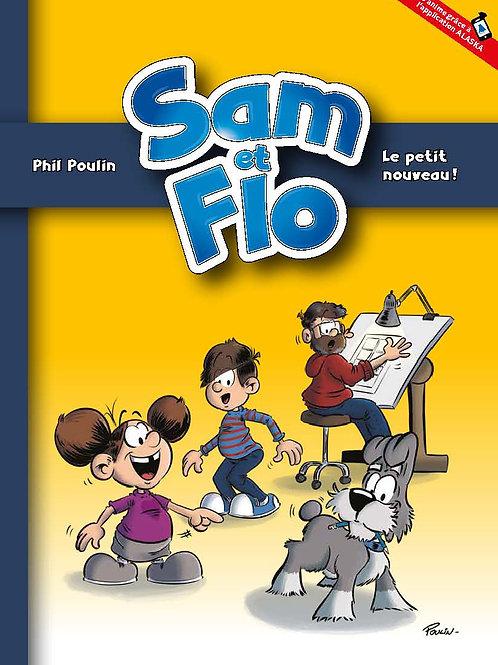 Sam et Flo - Le petit nouveau