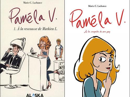 Paméla V. - COMBO tome 1 (1ère éd.) + tome 2