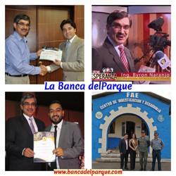 30.07.2021 - La Banca del Parque - Byron Naranjo Gamboa - Gestión cultural