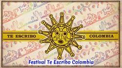 FESTIVAL TE ESCRIBO COLOMBIA