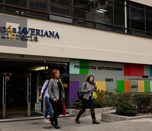 Tienda Javeriana Librería
