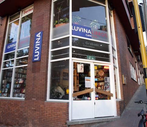 Librería Luvina