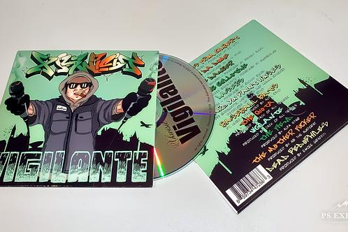 VIgilante CD