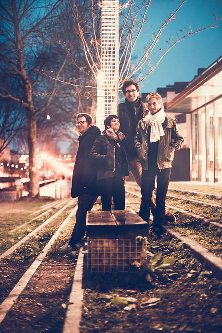 Marin Thomas Quartet