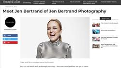 Voyage Dallas Feature on Jen Bertran