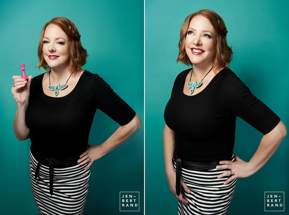 Dallas Business Portraits Headshots Jen Bertrand