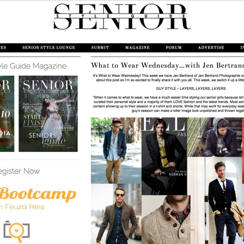FEATURED: SENIOR STYLE GUIDE WHAT TO WEAR | DALLAS SENIOR PORTRAIT PHOTOGRAPHER