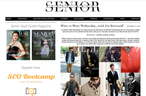 senior style guide what to wear seniors dallas