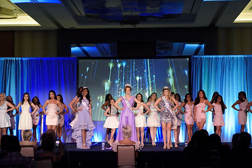 PAGEANT ONLY PHOTOS - 2021 Texas International Pageant