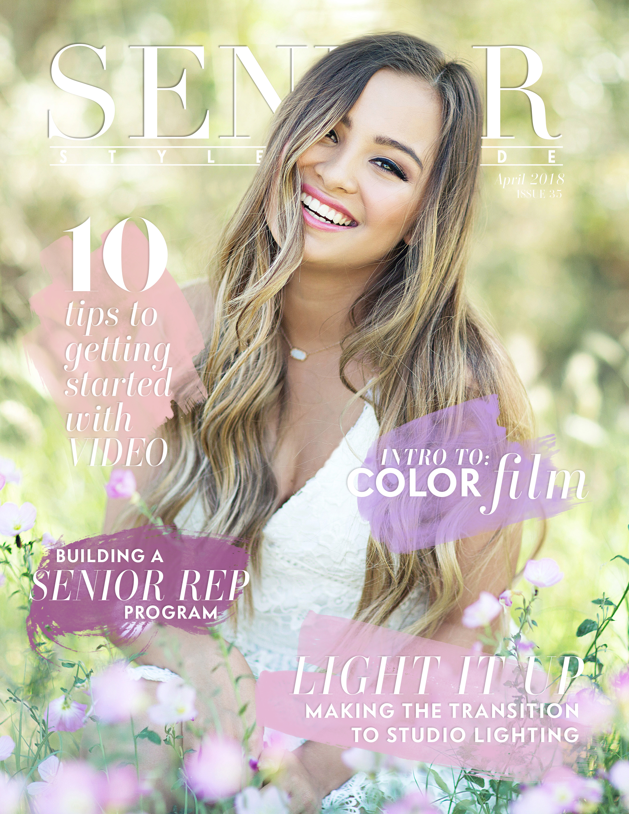 Senior Style Guide Issue 35
