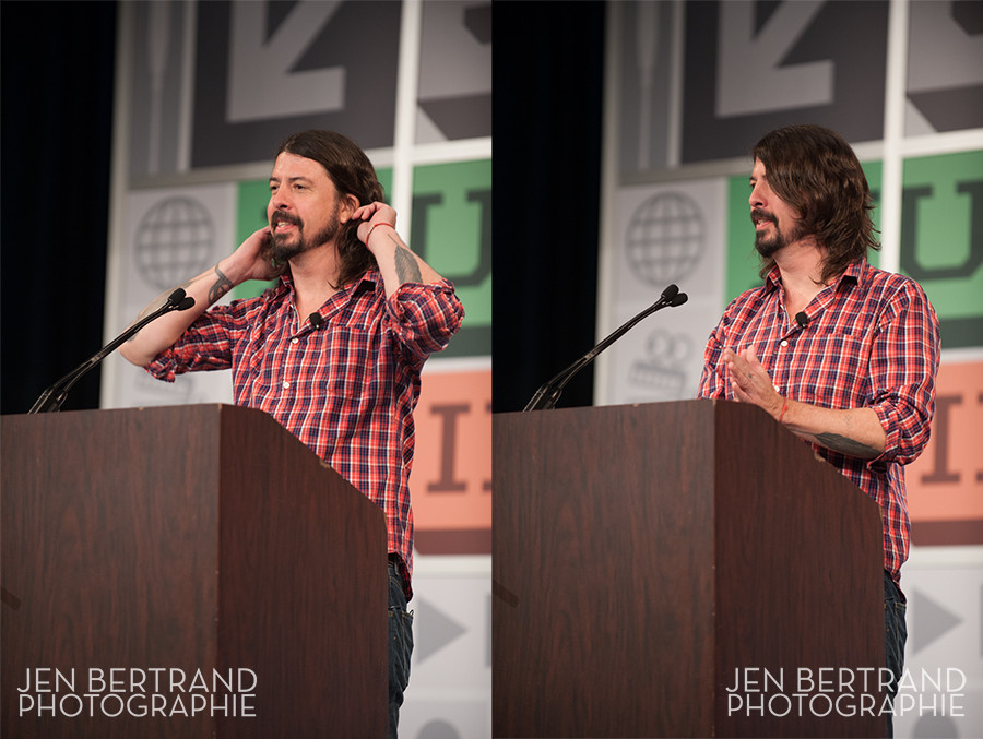 dave grohl dallas event photography
