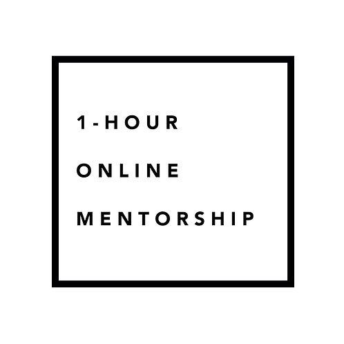 1-Hour Online Mentorship