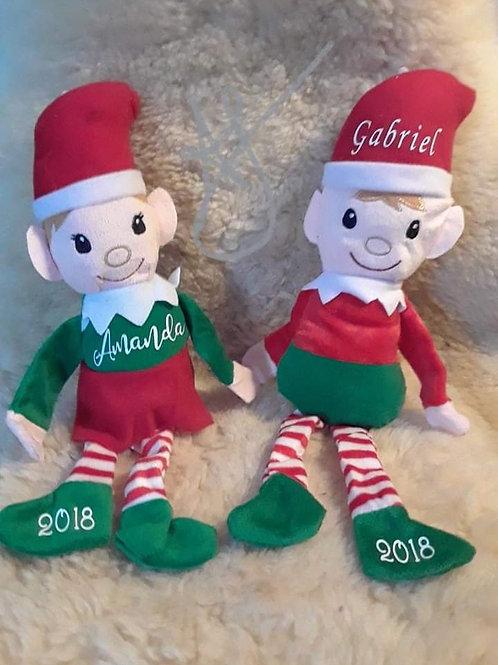 Custom elf