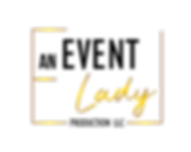 AnEventLadyProduction_PrimaryLogo_GoldBl