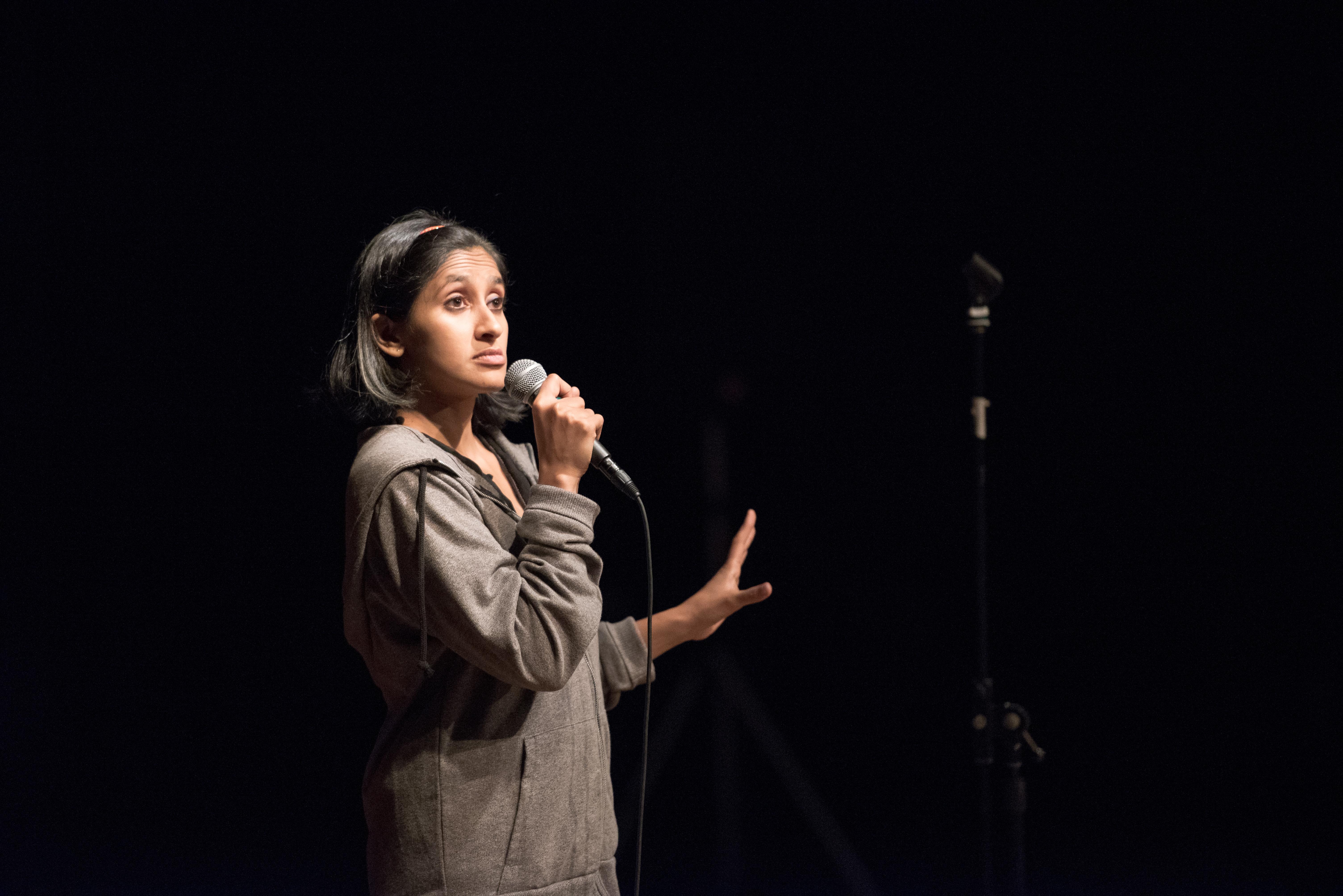 Aparna Nancherla @ LCF15