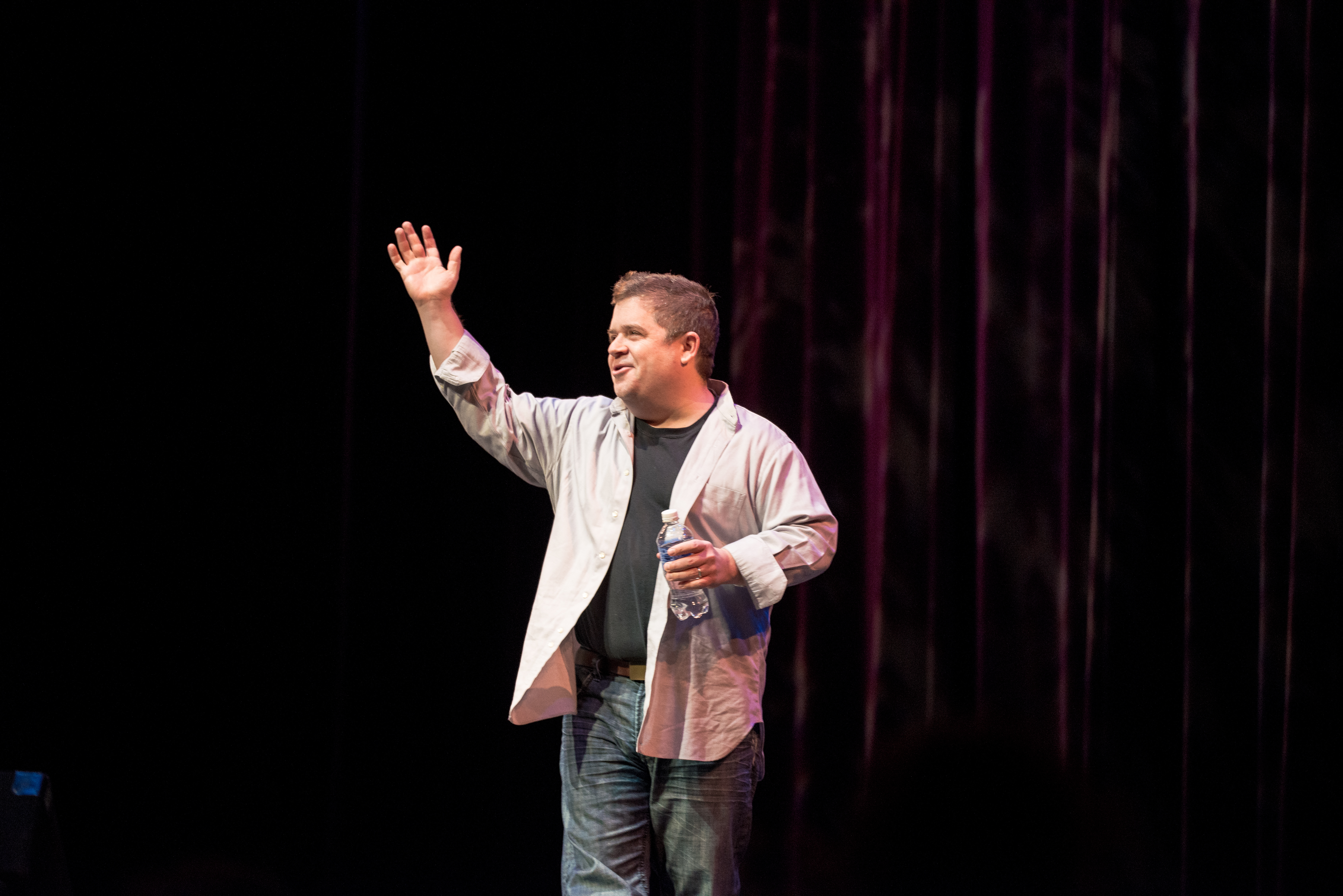 Patton Oswalt @ LCF14