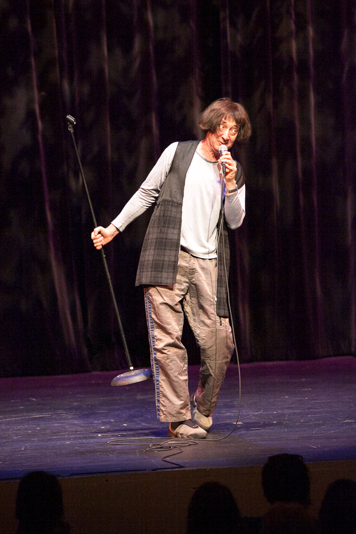 The Legendary Emo Philips @ LCF14
