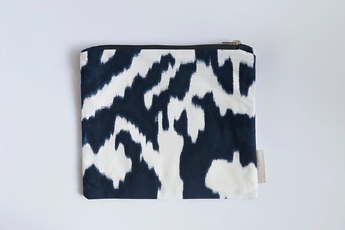 Patterned Zipper Pouch