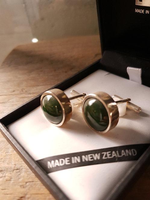 KawaKawa Stirling Silver Cuff links