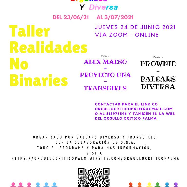 Mesa redonda Online no Binaries