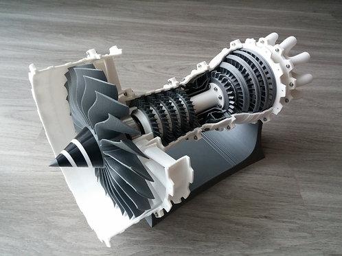 3D Printable Jet Engine