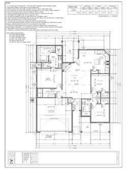 Dahlia - Floor Plan