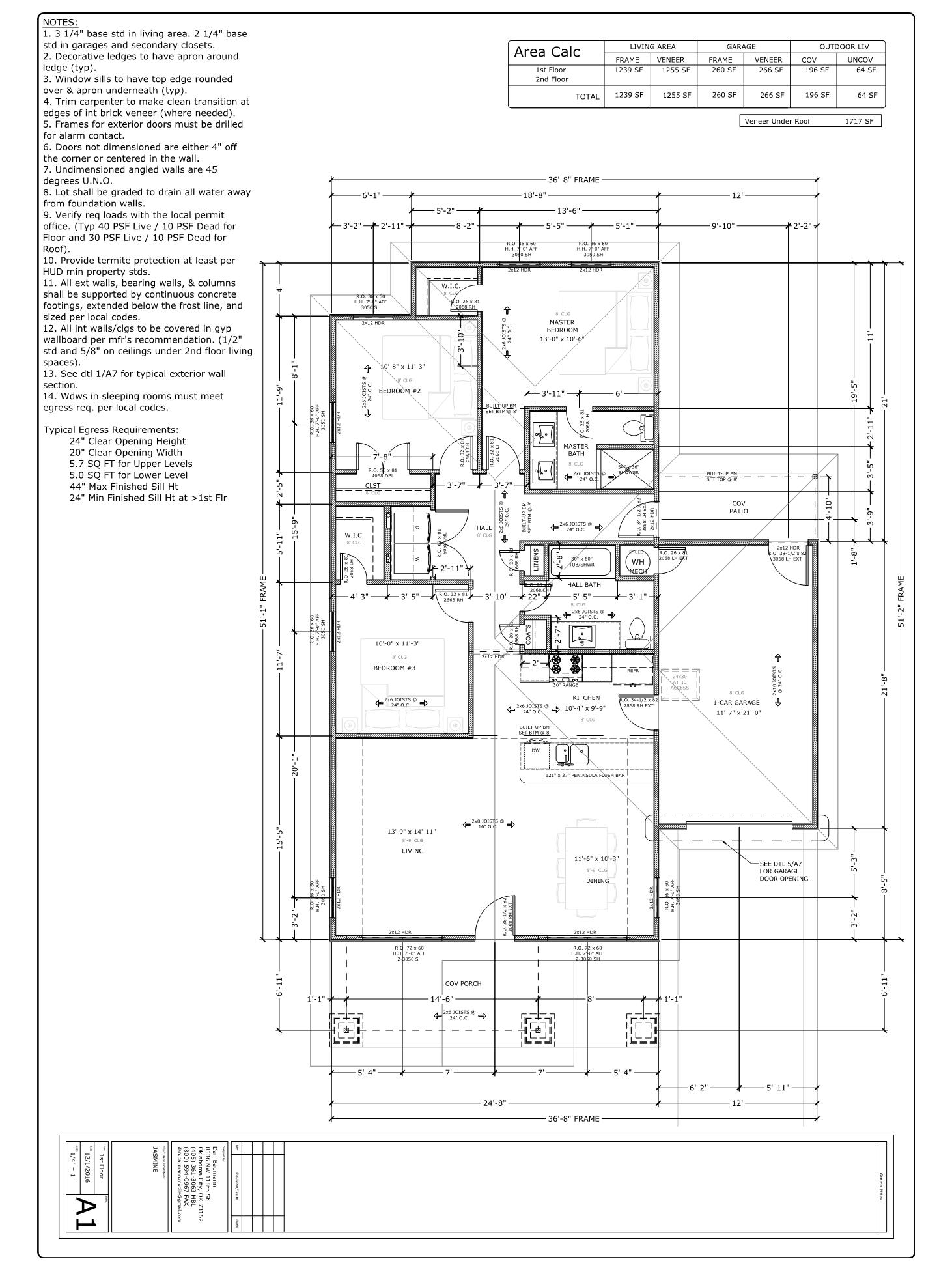 Jasmine - Floorplan