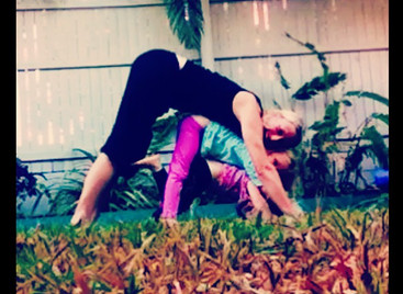 Juggling Your Yoga Practice With Raising Kids