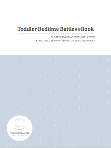 Toddler Bedtime Battles eBook