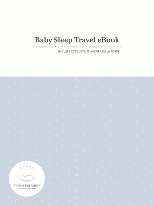 Baby Sleep Travel Ebook