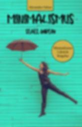 EBOOK COVER neu Frau mit Reenschirm Cove