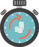 Solution MAX - icône chronomètre