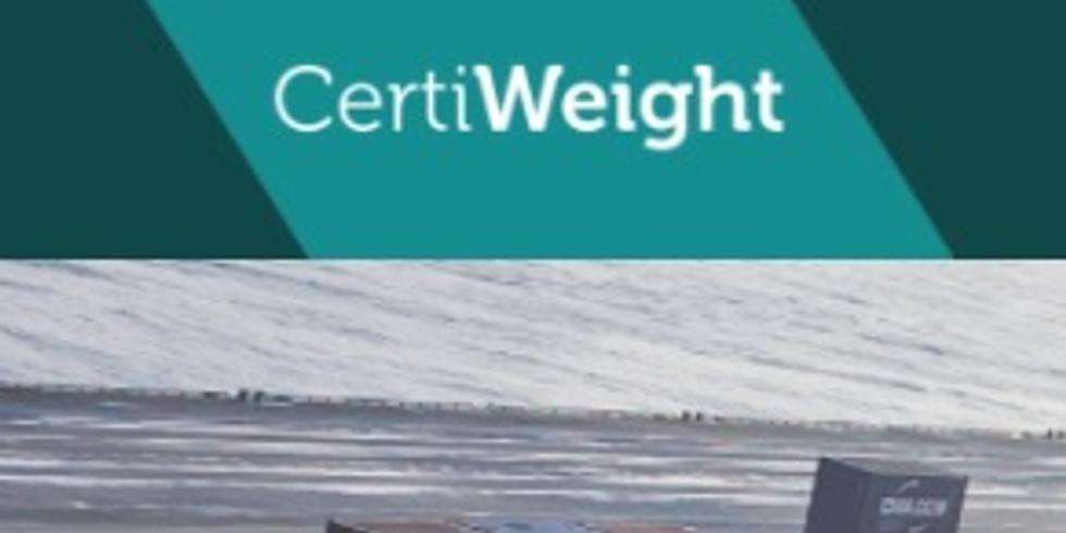 CERTIWEIGHT - The Smart VGM Solution