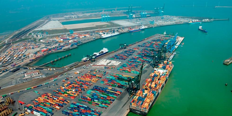 Présentation du Port de Zeebrugge