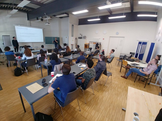 Technical University Berlin (TU) Lecture