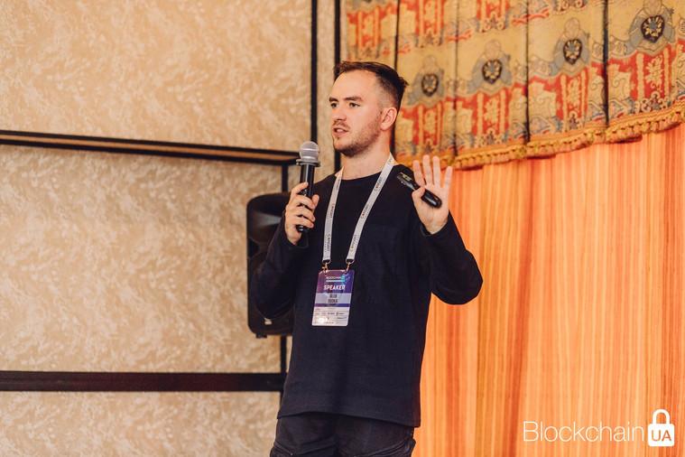 BlockchainUA Conference, Kyiv Ukraine 2019