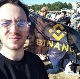First Binance meetup in Germany
