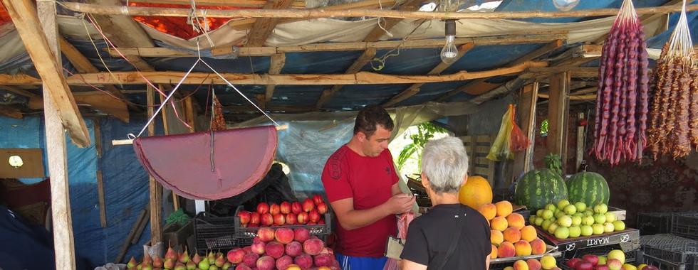 Local Market in Imereti