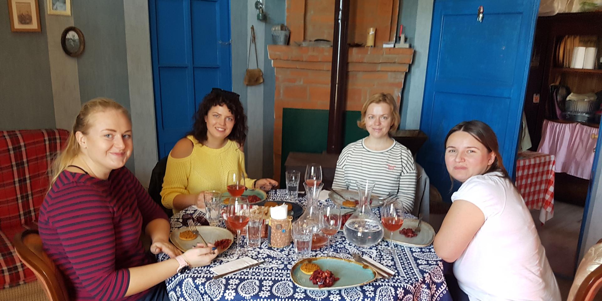 Wine Tasting at Oda Family Winery  in Martvili