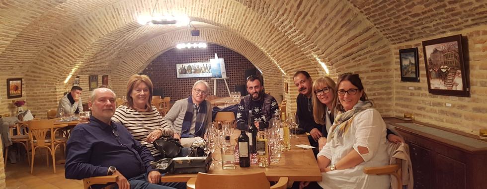 Wine Tasting at Chateau Mukhrani