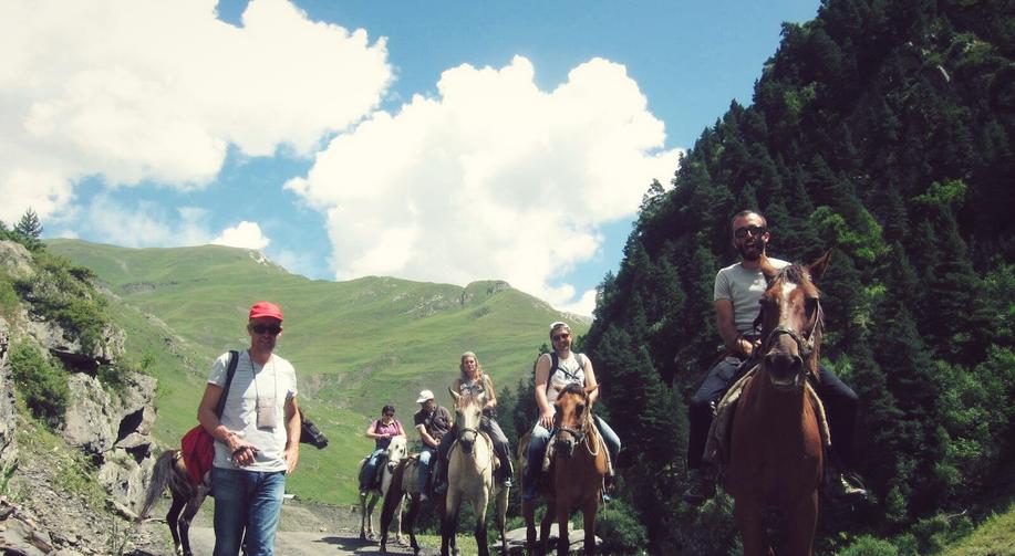 Tusheti National Park