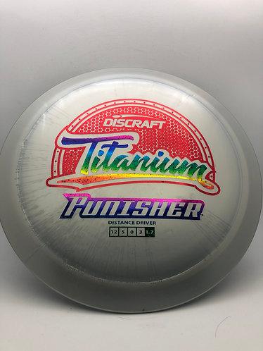 Punisher - Titanium