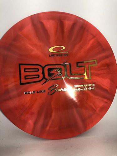 Bolt - Gold Line Burst
