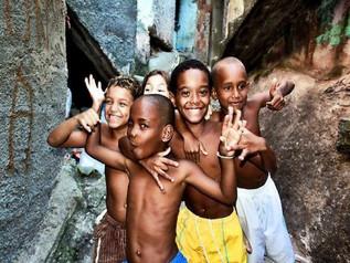 Visite à Rocinha!
