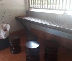 """Des nouvelles du projet """"médiathèque Yves Ridel"""" à l'orphelinat de Pailin..."""