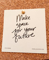 Making Space..