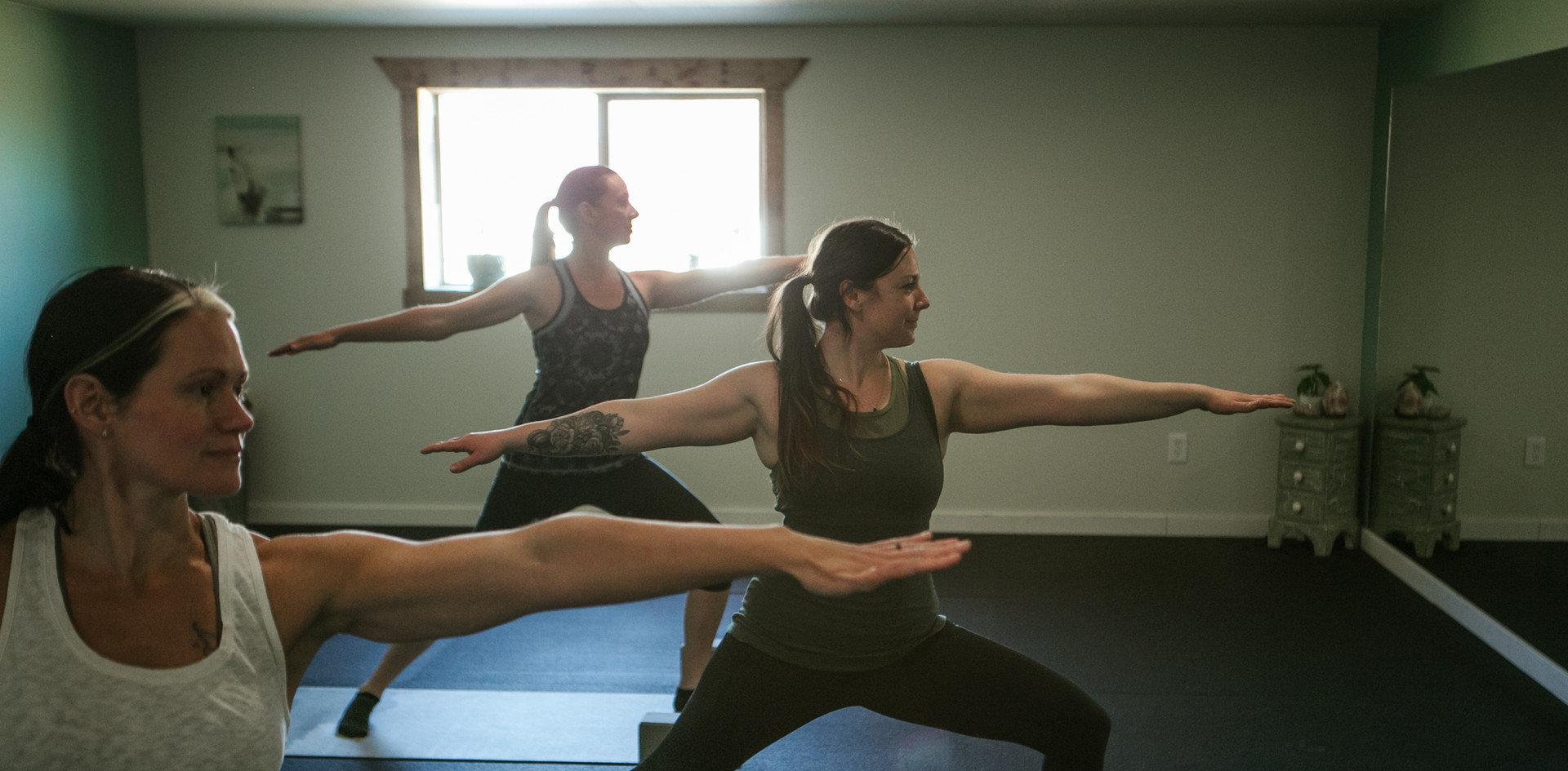Rooted Yoga. Move better. Feel Better.