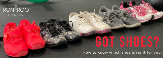 Got Shoes???  How to know which shoe is right for you.