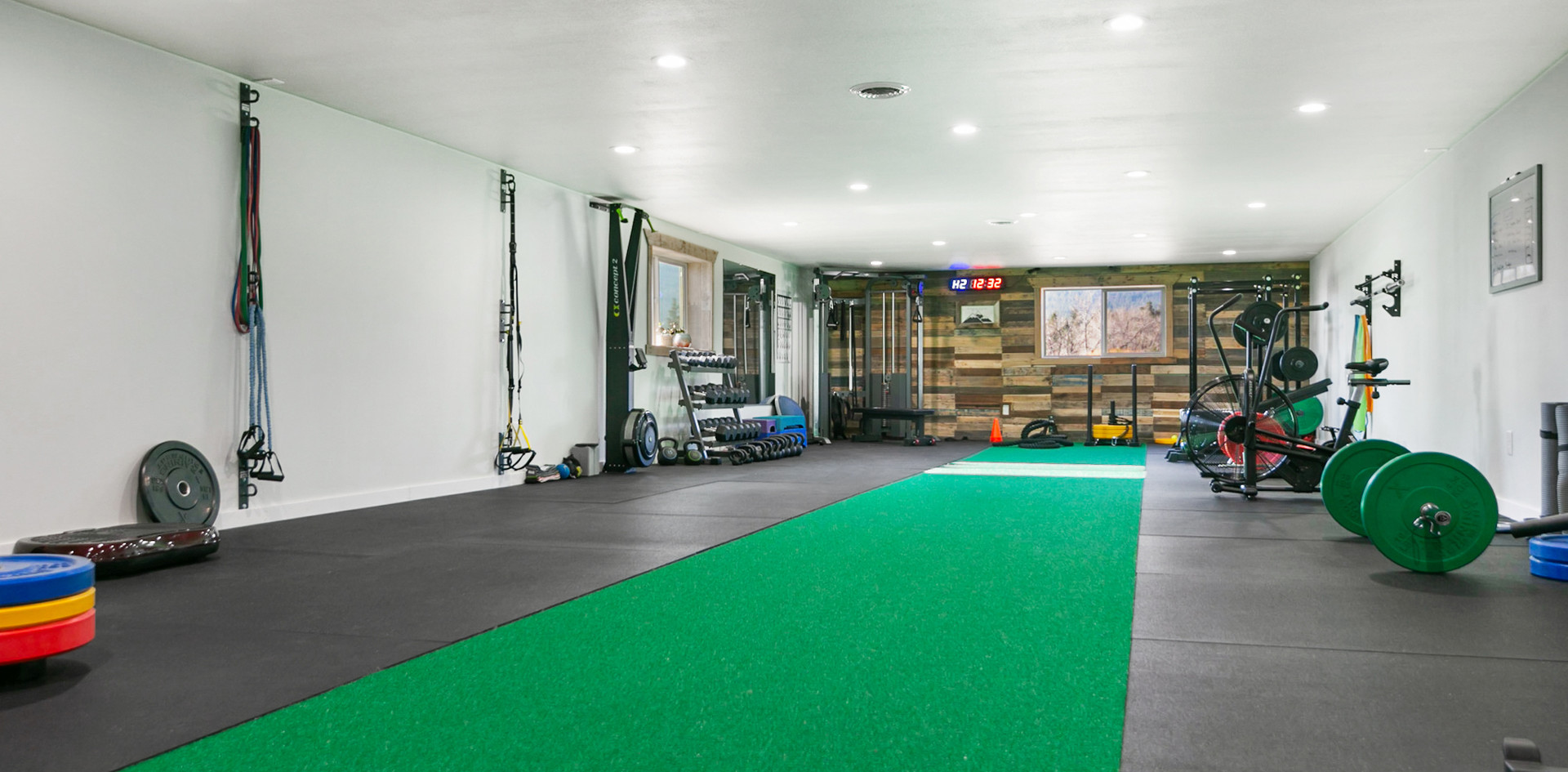 Plenty of room in our Training Space